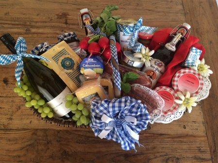 Geschenkidee Bayerischer Geschenkkorb